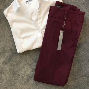 Pants - New LOFT Marissa Skinny Pants